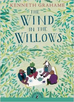 The Wind the Willows by Kenneth Grahame. Age 7+. When Mole goes boating with Ratty instead of doing his spring-cleaning, he discovers a whole new world. Ratty, Mole, Badger and Toad become the firmest of friends, but after Toad's latest escapade, can they join together and beat the wretched weasels once and for all?