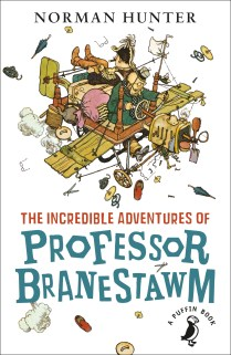 Professor Branestawn - A burglar-catching machine, a pancake-slipping device, and a spring-cleaning machine - this one's for all you inventors!