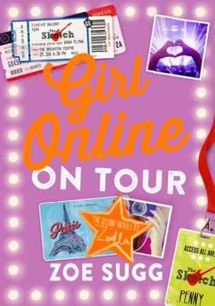 Girl Online On Tour 9780141359953