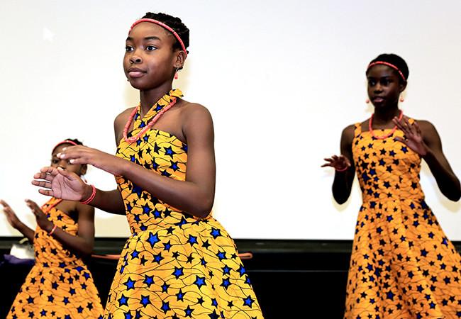 International Women's Day performances