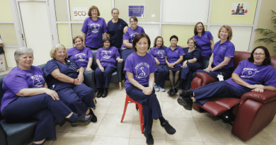 Westmead Hospital midwives