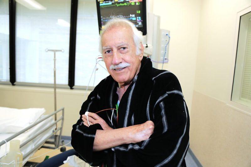 patient praises doctors