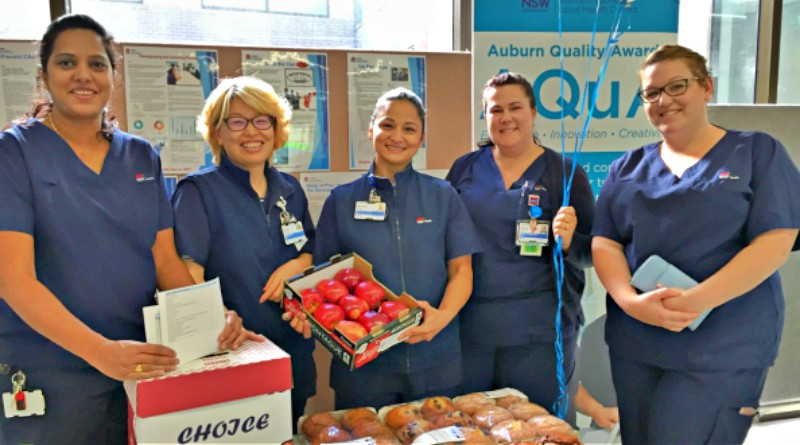 Get voting in Auburn Hospital's awards