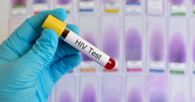 When was your last HIV check?
