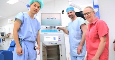 New imaging machine at Mount Druitt Hospital