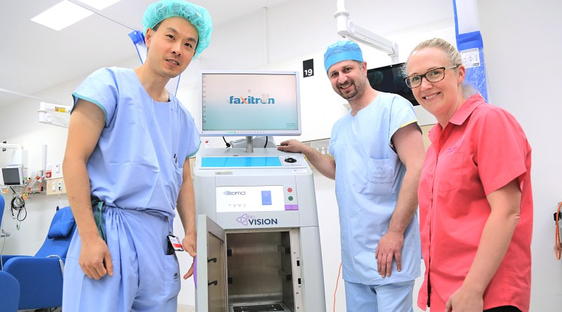 New imaging machine at Mount Druitt Hospital