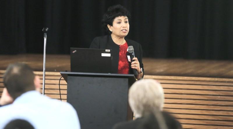 Smita Shah; SALSA