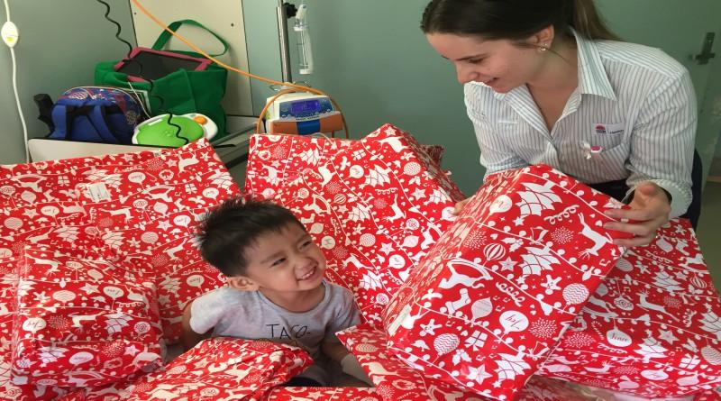 MOunt Druitt Hospital; Childrens Ward