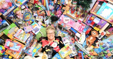 Westmead Hospital; Julie Clarke; Smith Family Toy & Gift Appeal