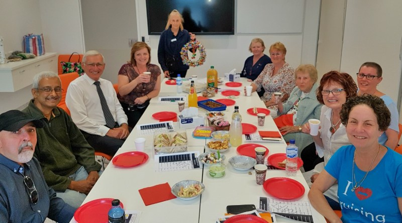 Cancer Support Group Christmas