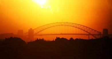Heatwave sydney