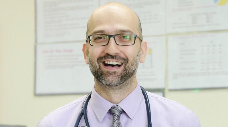 Dr Lee Pasalic
