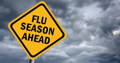 Flu season is ahead.