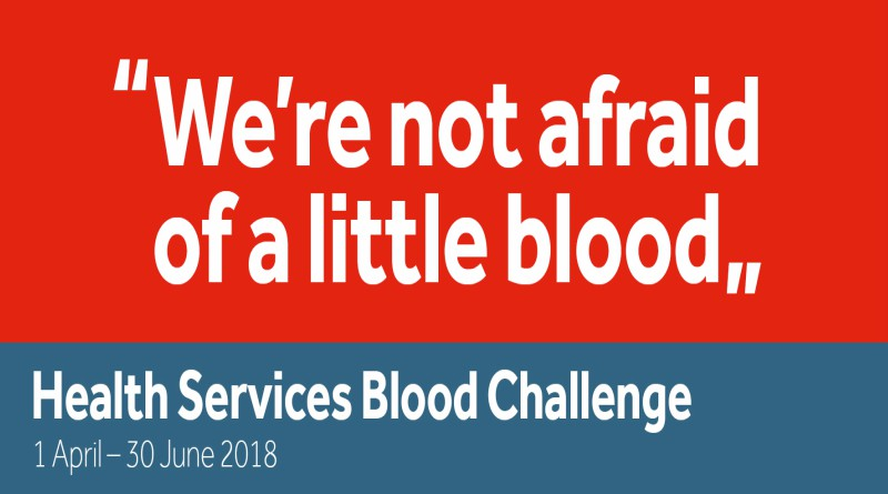 Roll Up Your Sleeves And Give Blood For The Red Cross Service Health Campaign