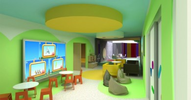 Blacktown paediatrics artist impression
