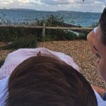 Grandmother's final wish granted at the beach