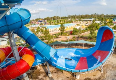 Special treat for health heroes at Wet 'n' Wild Sydney