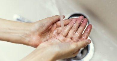 Hand hygiene helps keep flu bugs at bay