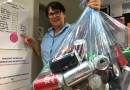 Recycling fundraiser helps cancer patients pay the bills