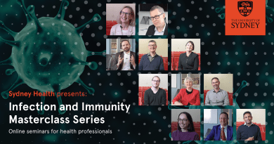 COVID-19 inspires free infection and immunity masterclasses