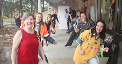 Westmead Redevelopment walks STEPtember talk for charity, sustainable travel