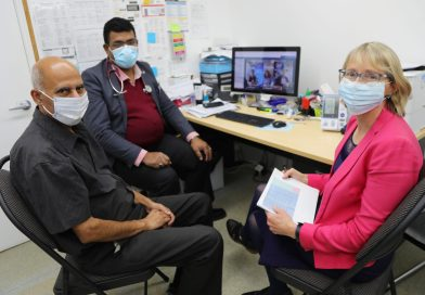 """""""We all should embrace it"""": How Telehealth has kept western Sydney's health connected during COVID"""