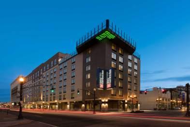 A Hilton Garden Inn hotel in Louisville, Ky. (Hilton/Special to The Pulse)