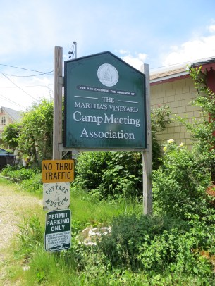 Campmeeting Association on Martha's Vineyard