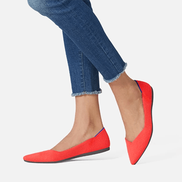 Rothy's Pointed flats