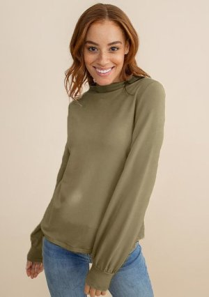 Encircled The Comfy Blouse