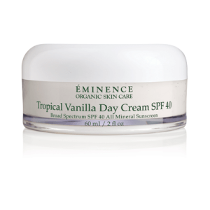 Eminence Tropical Vanilla Day Cream SPF 40