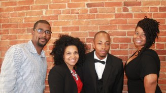 CB Squared Grand Opening! Evon, Camille, Chadwin, PepperBrooks