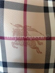 burberry pattern logo porsum