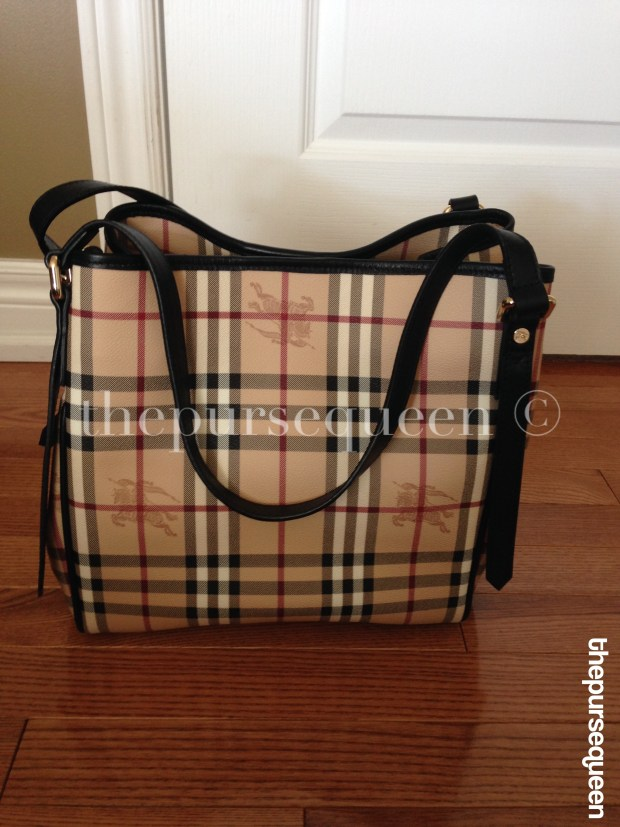 burberry tote replica review