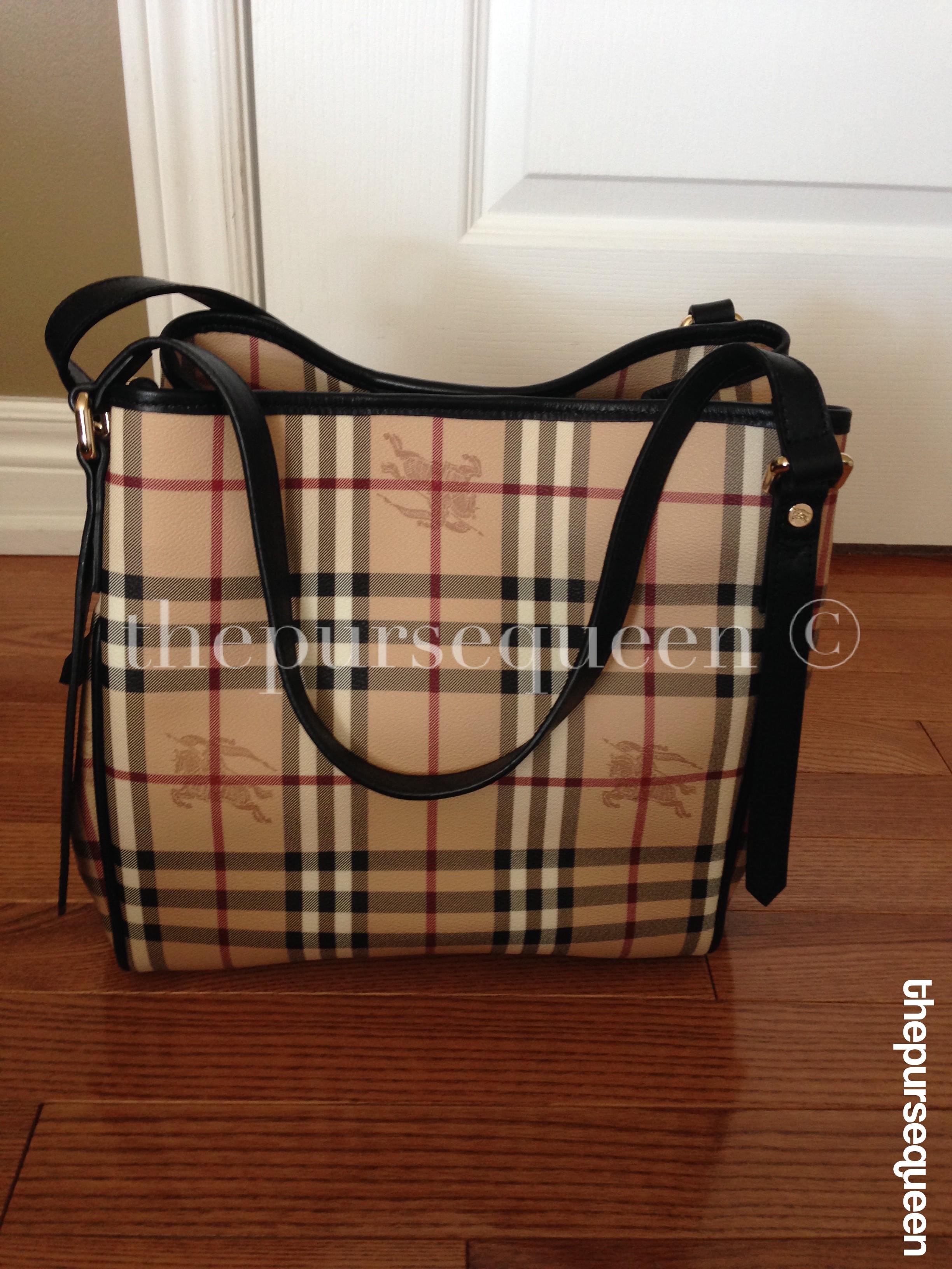 9e856a2600d6 Burberry Replica Handbag Tote Review (hint  it s beautiful ...