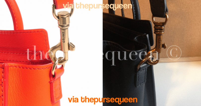 Can You Spot Fake Celine Bags  A Guide to Authentic vs. Replica ... efd1dc7959785
