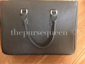 fake prada saffiano replica black replica back of bag