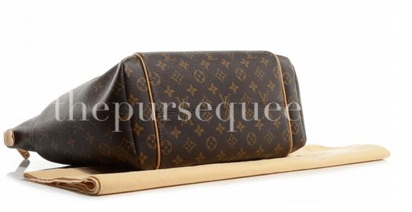 82e8c9650e38 Spot Replica Louis Vuitton Bags  Authentic vs. Replica Monogram ...