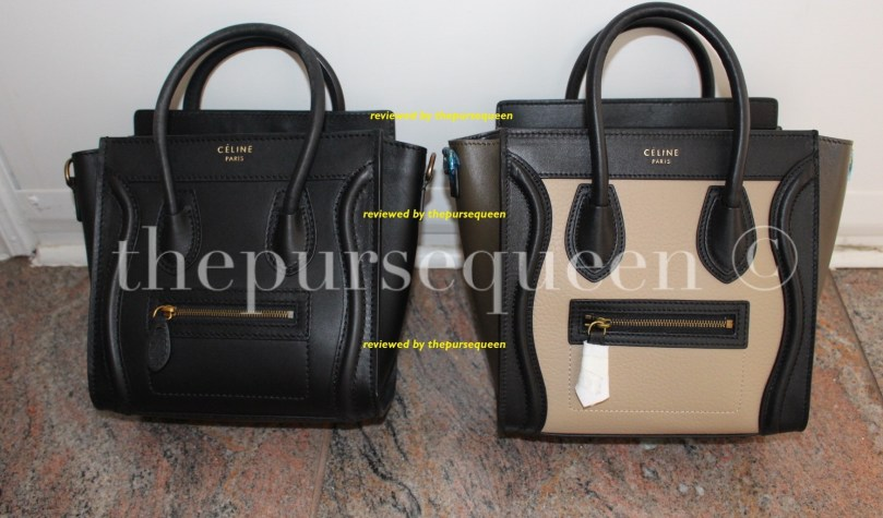 perfect celine nano review real vs fake replica vs authentic 3