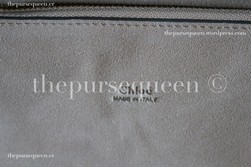 chloe faye bag replica authentic review stamp chloe