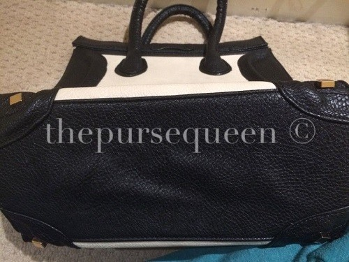 Replica Celine Nano Bag Bottom View
