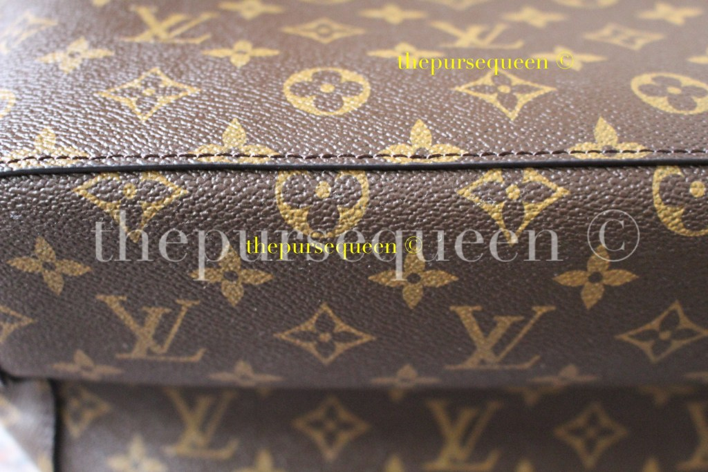 Louis Vuitton Neo Noe M44021 #replicabag #authenticbag stitching