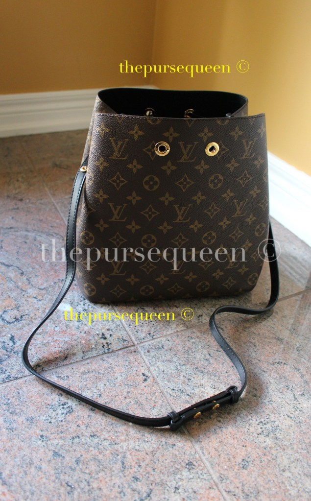 Louis Vuitton Neo Noe M44021 #replicabag #authenticbag with handle