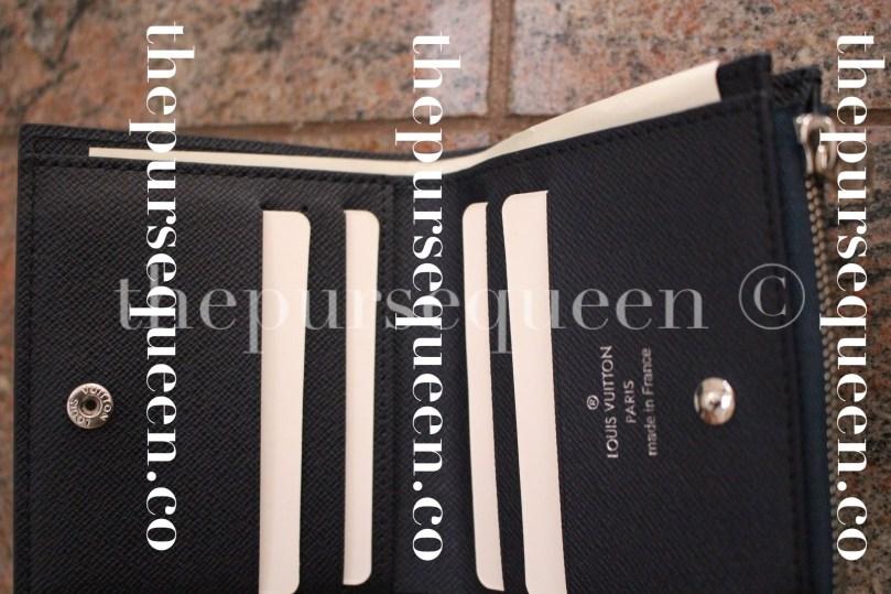 Louis Vuitton Smart Epi Leather Replica Wallet Interior