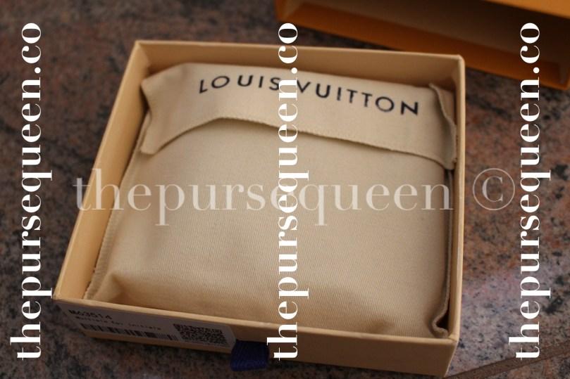Louis Vuitton Multiple Epi Initials Replica Wallet Dustbag