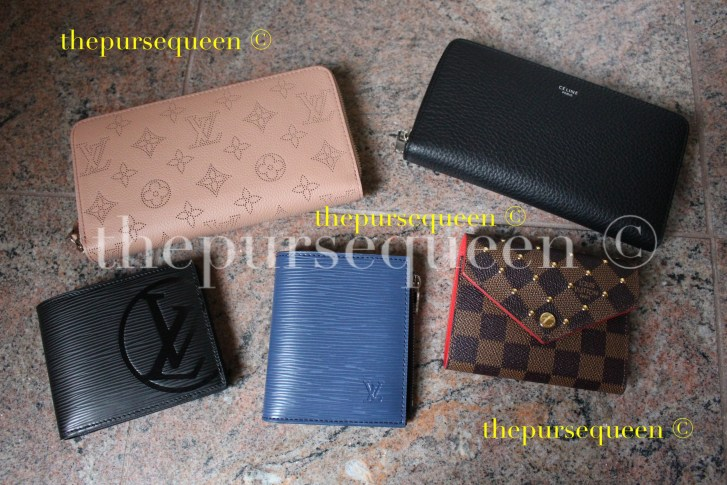 replica wallet collection