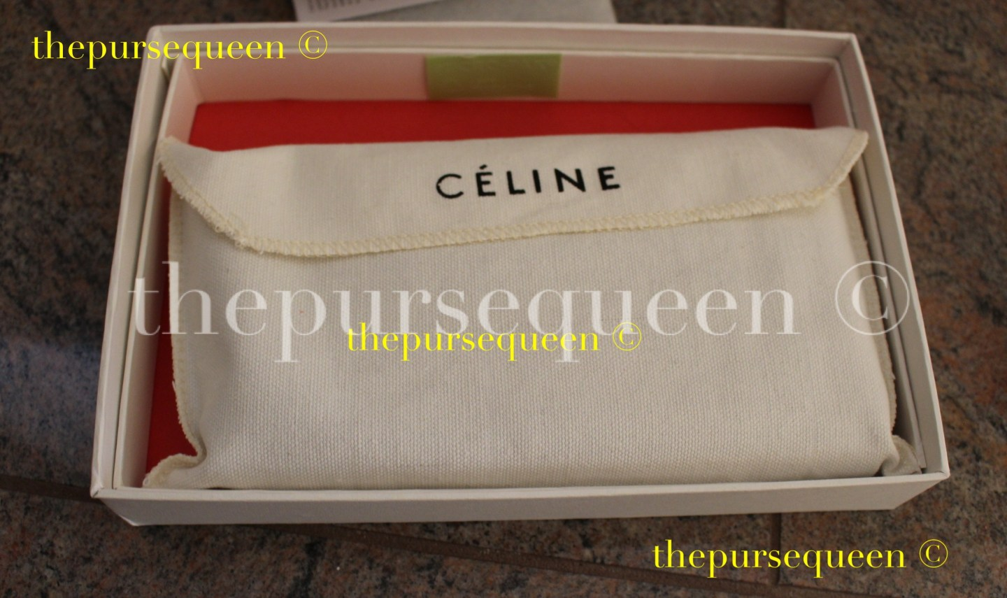 celine replica wallet