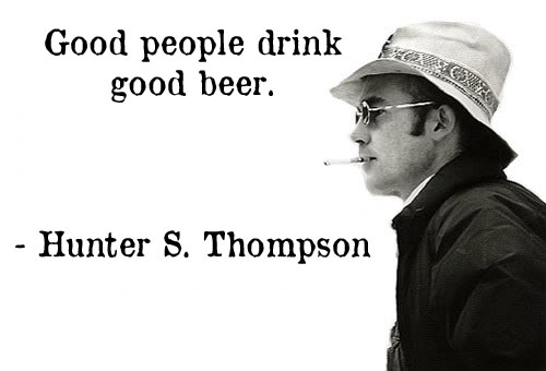 beer-quotes-hunter-s-thompson