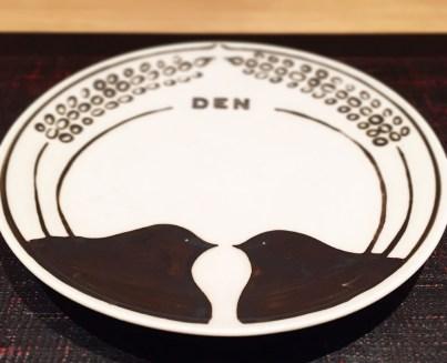Jimbocho Den DFC Plate