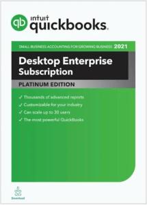 QuickBooks Enterprise Platinum
